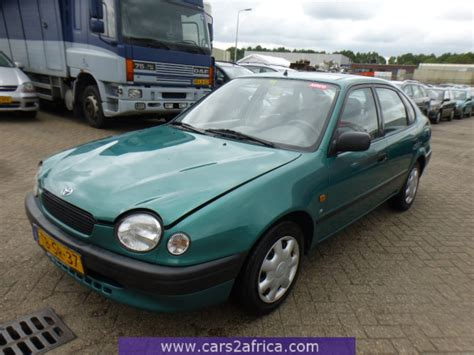 toyota corolla used toyota corolla 1 6 64842 used available from stock