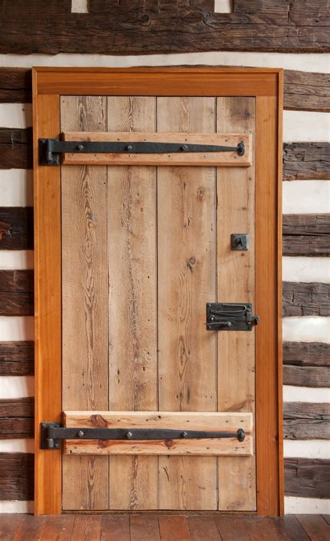 Cabin Open Floor Plans by Log Cabin Door Latch Rustic Cabin Doors Home Hardware