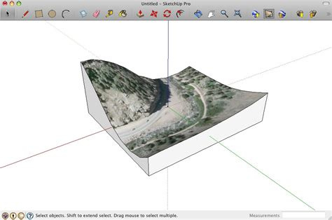 sketchup layout crop view slicer3 make physical site models fast sketchup blog