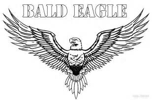 bald eagle color sheet printable bald eagle coloring pages for cool2bkids