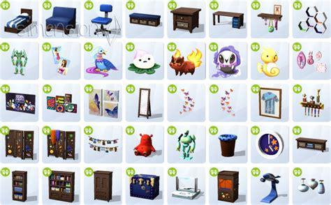 sims 4 kinderzimmer accessoires inhalt die sims 4 kinderzimmer accessoires simension