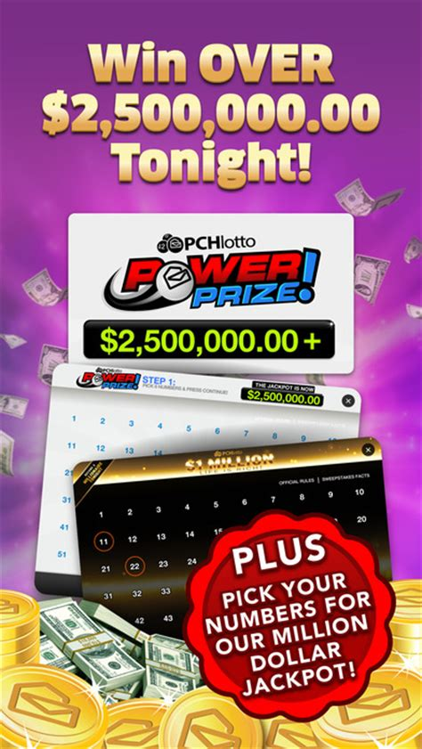 Pch Com Lotto Games - pch lotto apppicker