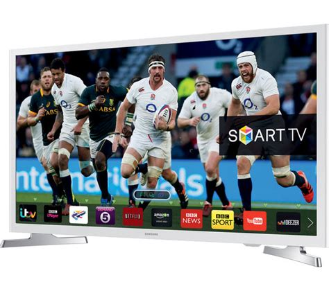 Tv Samsung Led 32 White buy samsung ue32j4510 smart 32 quot led tv white free delivery currys