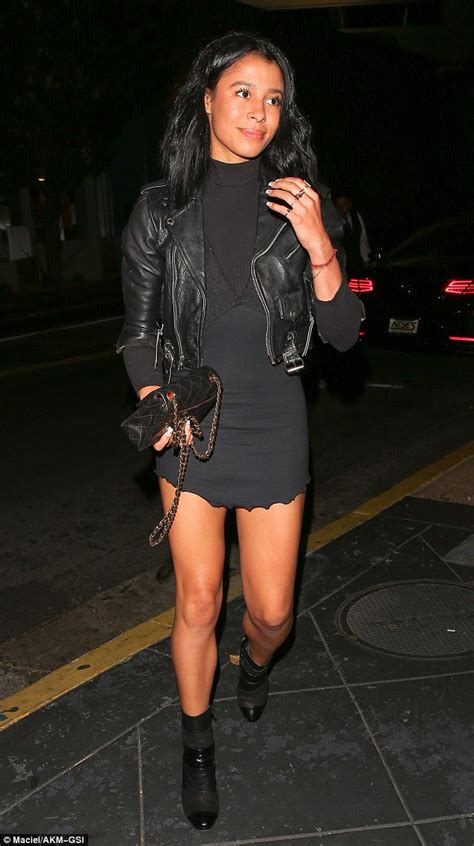 zac efron single newly single sami miro enjoys a night out with male