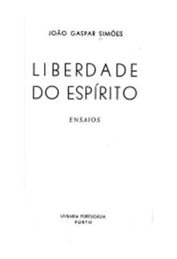 Vida e Obra de Fernando Pessoa por João Gaspar Simões