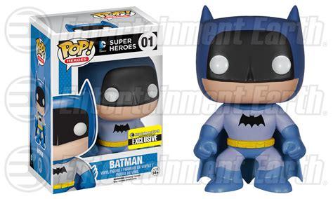 Funko Pop Batman Blue Rainbow 75th Anniversary Batman batsy s feeling blue as new exclusive pop vinyl