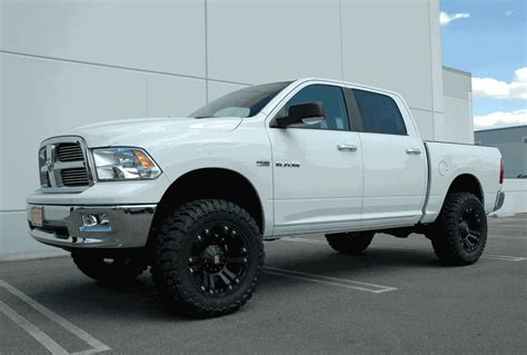 cst performance suspension lift kits for 2006 2008 dodge