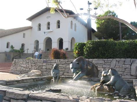 Garden State Plaza Floor Plan Mission San Luis Obispo De Tolosa Fun Maps