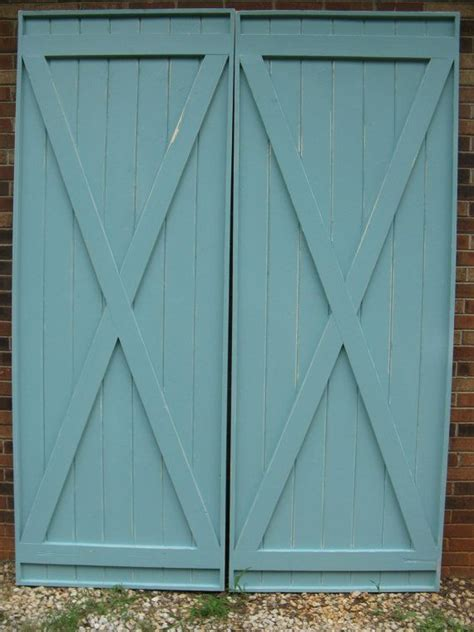 Wow You Can Buy Barn Doors On Etsy Actually This Would Buy Barn Doors