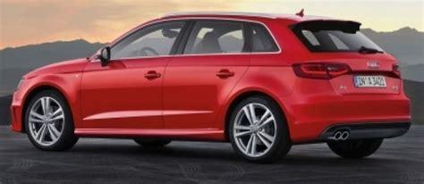 Audi A3 L by L Audi A3 Se D 233 Cline En Version Cinq Portes Sportback