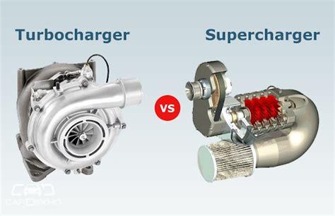 do car induction kits work turbocharger vs supercharger zigwheels forum