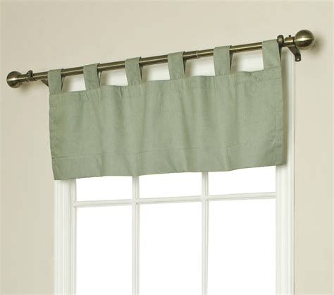 Tab Top Valances Weathermate Insulated Tab Top Valances Thermal Valances