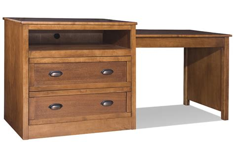 desk and dresser combo whitevan