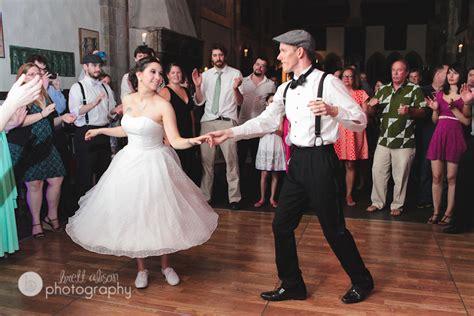 wedding swing dance lani chris hammond castle wedding