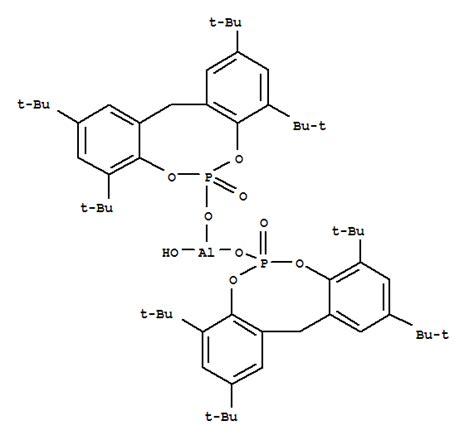cas   aluminumhydroxybis tetrakis