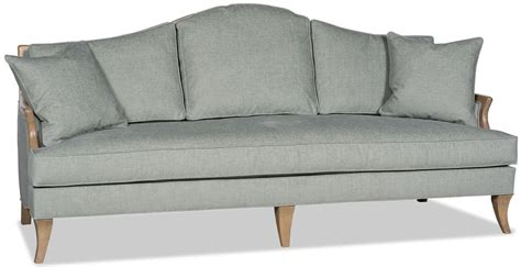 Grey Curved Sofa Dove Grey Sofa With Curved Back
