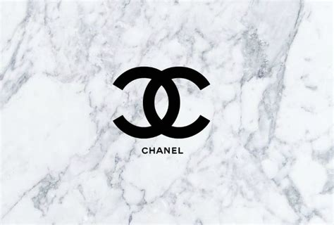 chanel desktop wallpaper tumblr chanel logo with a marble background this is perfect for