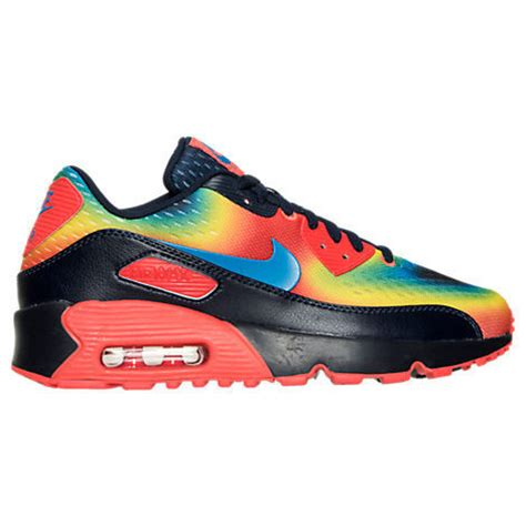 colorful nike air max 90 running shoes buyma