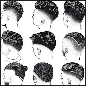 men haircuts 2017 | app report on mobile action