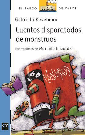 cuentos para monstruos libro recorrido lector para primer ciclo