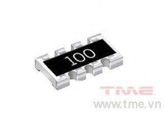 10k resistor array datasheet 4d03waj0103t5e 10k 1 10w 5 chip resistor array smd0603x4 www tme vn linh kien dien tu