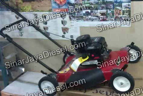 Mesin Potong Rumput Dorong Merk Honda mesin potong rumput dorong yanaka sinar jaya diesel