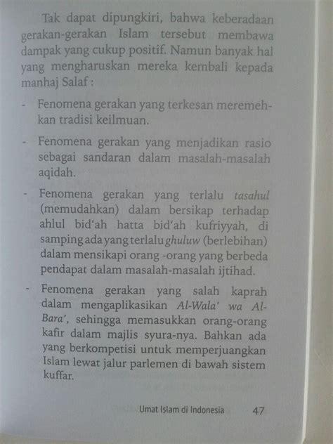 Buku Islami Ala Pesantren Salaf buku saku berislam ala para salaf cara memahami sumber islam