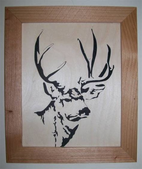 deer patterns and wood wall design on pinterest 17 best images about scroll saw patterns on pinterest
