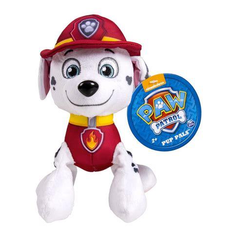 puppy patrol spin master paw patrol pup pals marshall