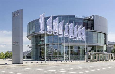 Audi Zentrale Ingolstadt by Unternehmen Audi Mediacenter
