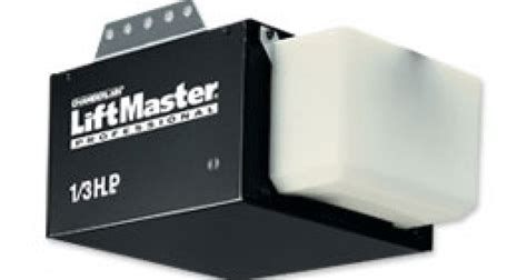 Liftmaster 1 3 Hp Garage Door Opener residential garage door openers jaydor