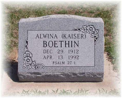 alwinia boethin