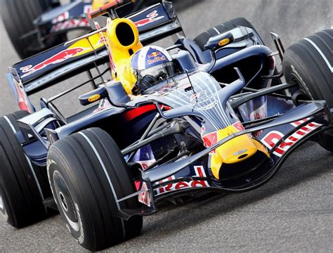 renault f1 tank david coulthard bull racing fia formula 1