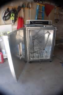 how to powder coat at home diy home powder coating oven home built diy powder