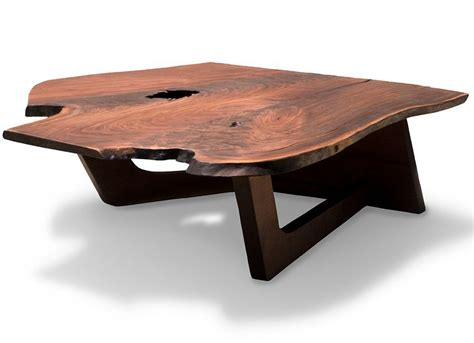 wood slab coffee table wood slab coffee table design images photos pictures