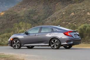 2016 Honda Civic Sedan 2016 Honda Civic Sedan Revealed In Priced From 19 475