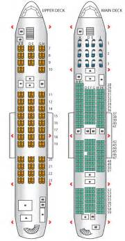 a380 800 korean air seat maps reviews seatplans