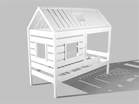 kinderbett hutte haus dannenfelser kinderm 246 bel gmbh spielbett home