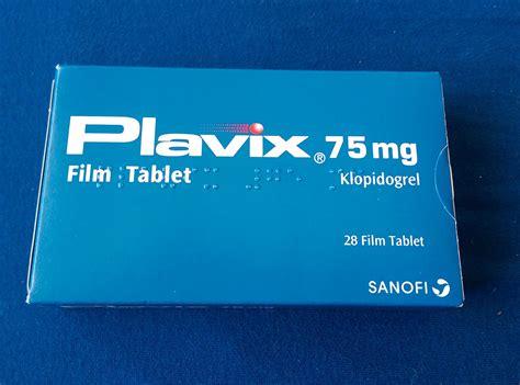 Plavix 75mg 28 Tablet plavix clopidogrel 75 mg
