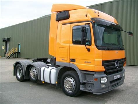 Mercedes Commercial Trucks by Mercedes Actros 2546 Perth Used Trucks For Sale