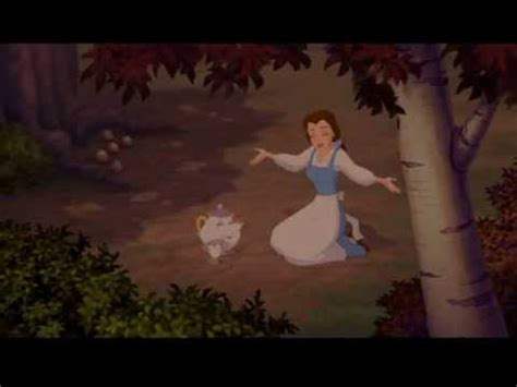 "princess belle: ""you'll never lose this love"" hd youtube"