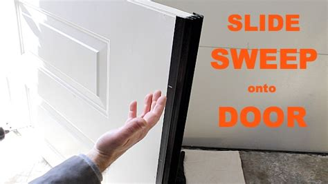 Door Sweeps For Interior Doors The Best Door Sweep For Exterior Doors Home Repair Tutor
