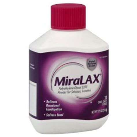 miralax benefiber and stool softener gastroenterology miralax colonoscopy prep without dulcolax allied