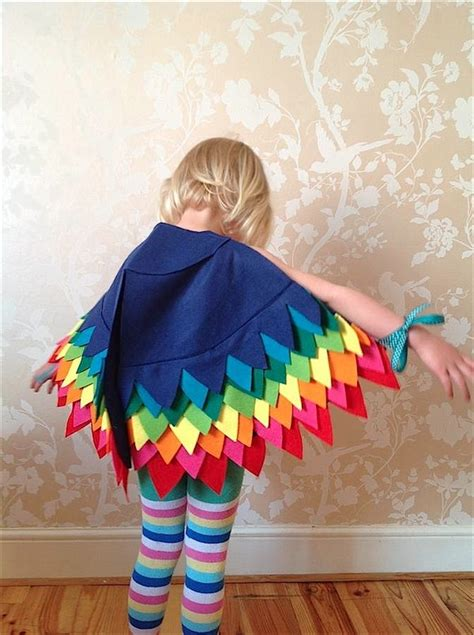 Handmade Capes - fabulous felt capes for from the button tree toby