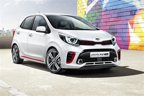 Kia Cars New Kia Picanto V3 0 Meet Korea S Slickest City Car Yet