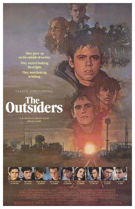 the outsiders by se hinton book of a lifetime a powerful the outsiders s e hinton 80 s inspired pinterest