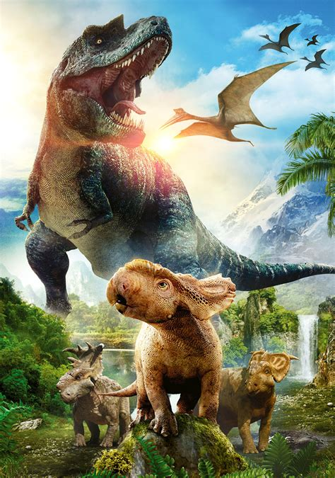 film with dinosaurus walking with dinosaurs movie fanart fanart tv