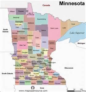 Minnesota Map Usa by Free Minnesota Map Map Of Minnesota State Usa Open