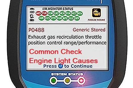 what would cause the check engine light to come on 3 common check engine light causes auto facts org