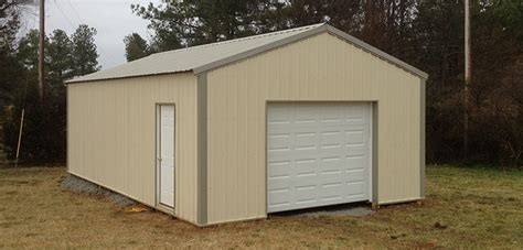 Garage Package by Suburban Post Frame Garage Packages From Sutherlands